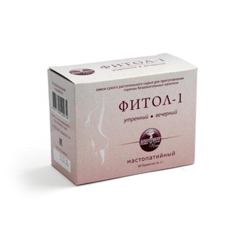Биологически активная добавка к пище «Фитол-1» , капсулы. Экстракт боровой матки