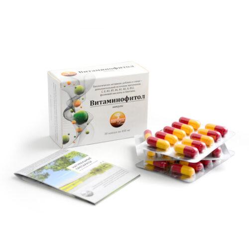 "Биологически активная добавка ""Витаминофитол"""