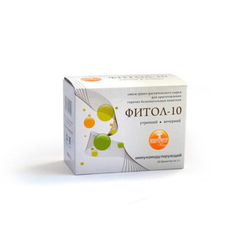 """Фитосбор """"Фитол-10"""" иммуномодулирующий"""