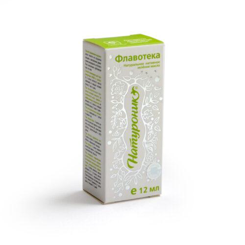 Зелёное масло НАТУРОНИК Флавотека