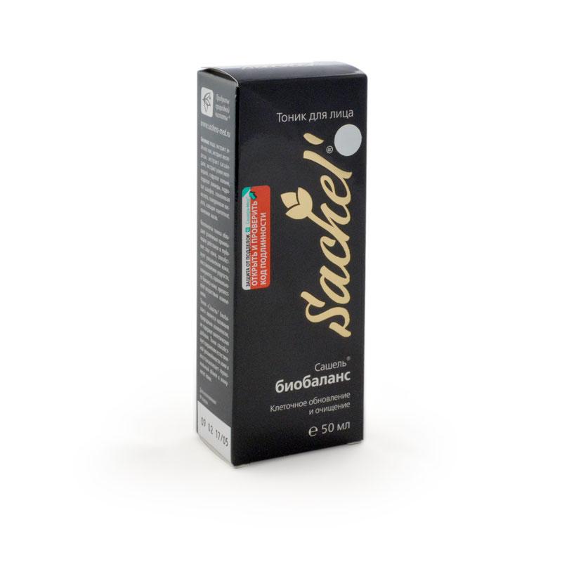 «Сашель»® биобаланс, тоник для лица