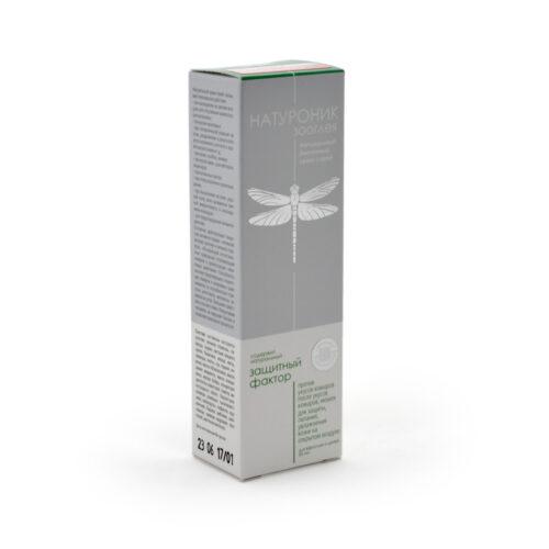 Натуроник® зооглея крем косметический натуральный нативный, 60 мл против комаров и москитов